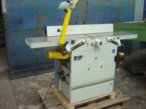 433 Wyrówniarko - grubościówka BERNARDO  (maszyna nowa)