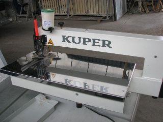 Spajarka do forniru KUPER FW/MINI 630 T