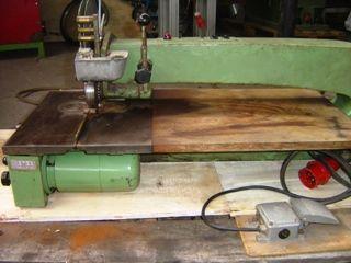 Posiadamy na stanie ok 300 maszyn do obróbki drewna.