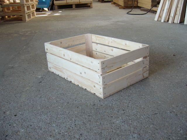 Sprzedam solidne skrzynki drewniane na jabłka