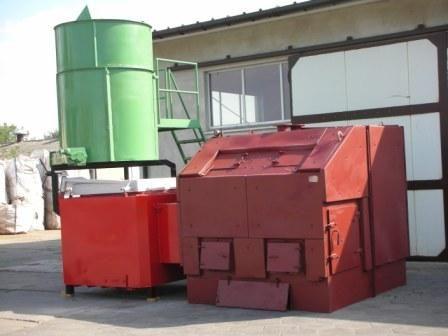 Sprzedam: AZSO 500 z kotłem firmy Uniwex 800kW