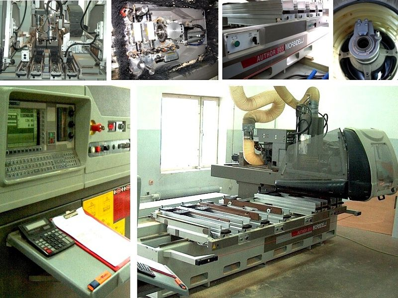 CNC MORBIDELLI  AUTHOR 503 - 59 000,00 PLN