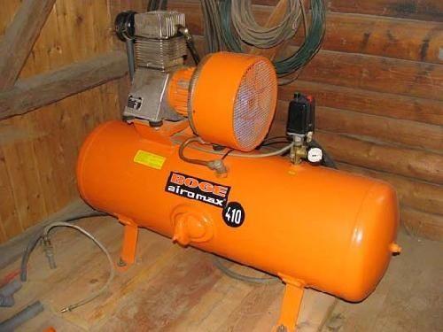 Kompresor tłokowy BOGE