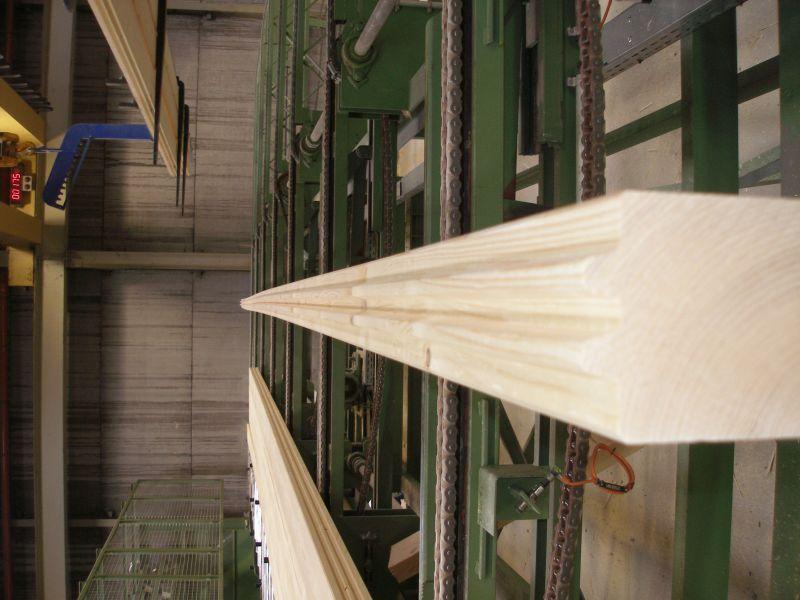 Sprzedaz drewna konstrukcyjnego KVH