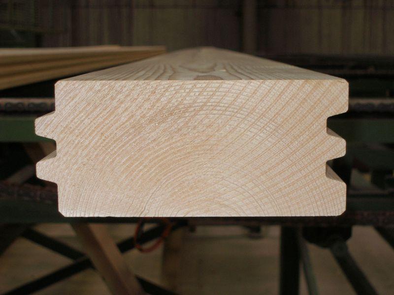 Super oferta  drewna KVH z profilem obustronnym
