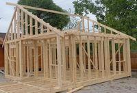 Drewno na budowę domów