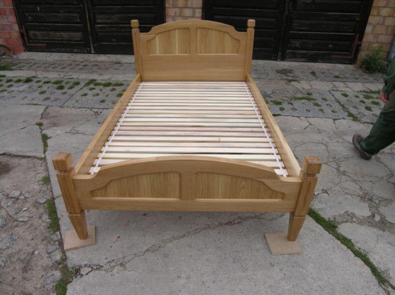 Producent łóżek drewnianych z masywu  drewno lite,Dąb, buk,sosna