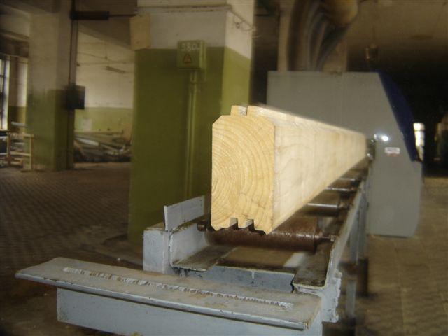 Belka świekowa do budowy domów drewnianych