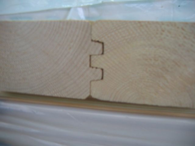 Drewno dla budownictwa