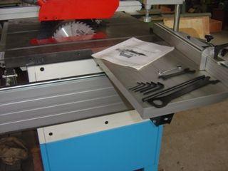 # 625 Piła formatowa   (maszyna nowa)