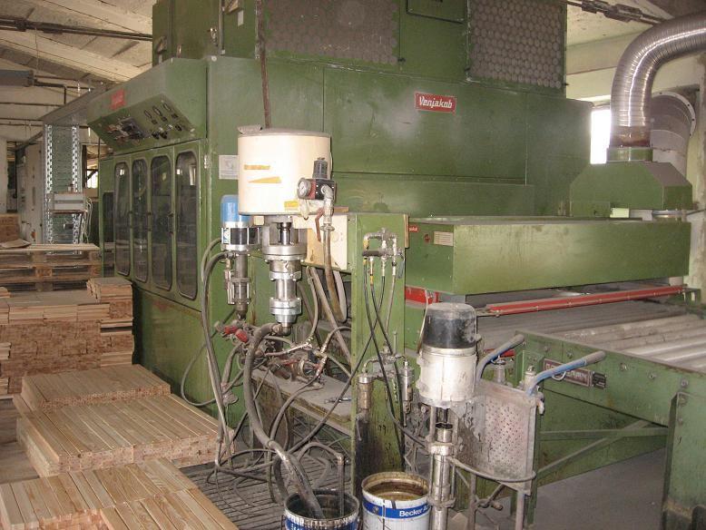 Automat lakierniczy VENJAKOB- sprzedam lub zamienię na inne maszyny