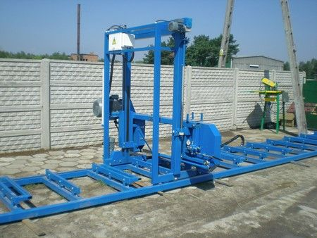 Trak taśmowy 12 metrów 15 kW