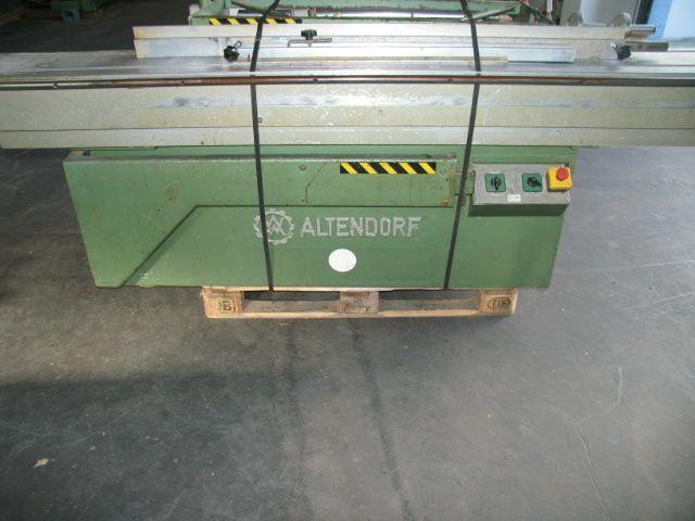 ALTENDORF F90 - 8.000 PLN  podcinak