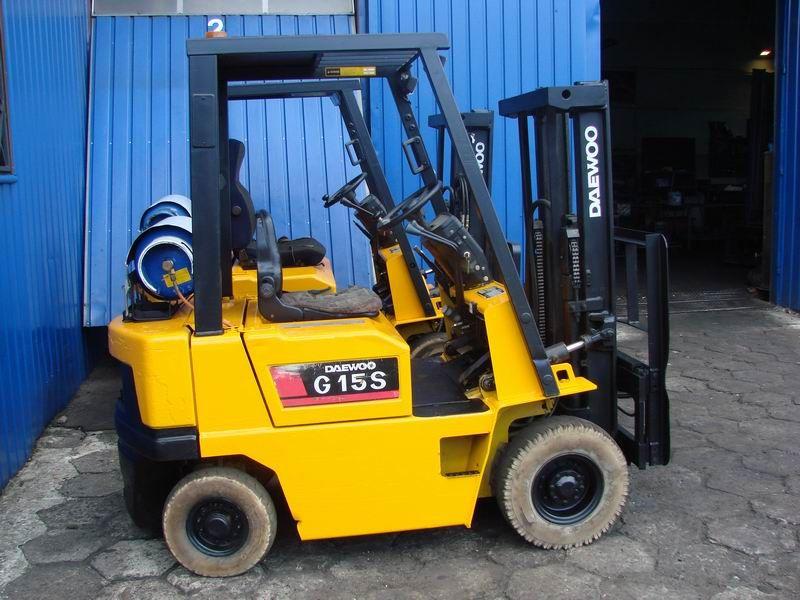 Daewoo G15S