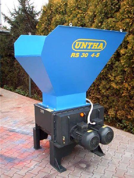 Oferta 002 UNTHA RS 30 4S