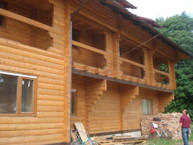 Domy z Drewna ze Wschodu