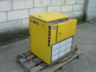 668 Kompresor śrubowy Kaeser
