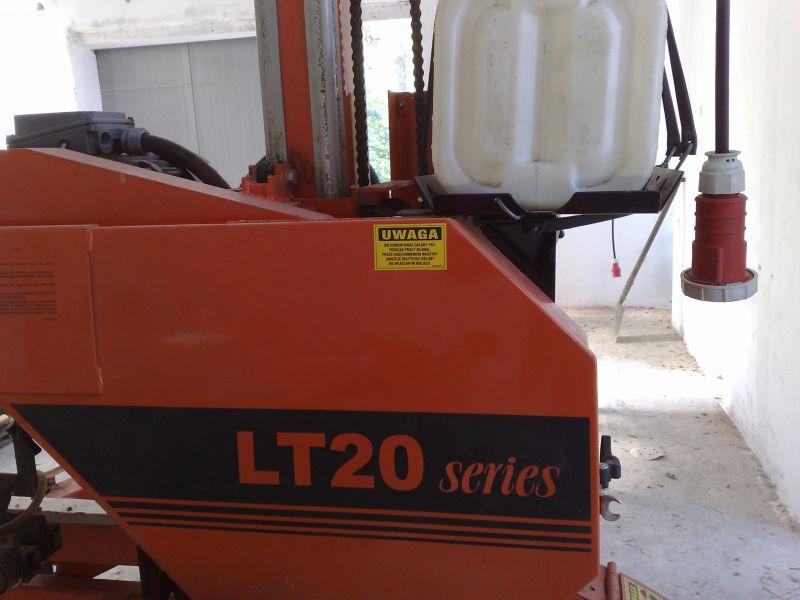 trak Wood-Mizer LT 20