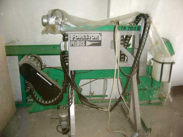 Piła Forestor Pilous CTR 700 S