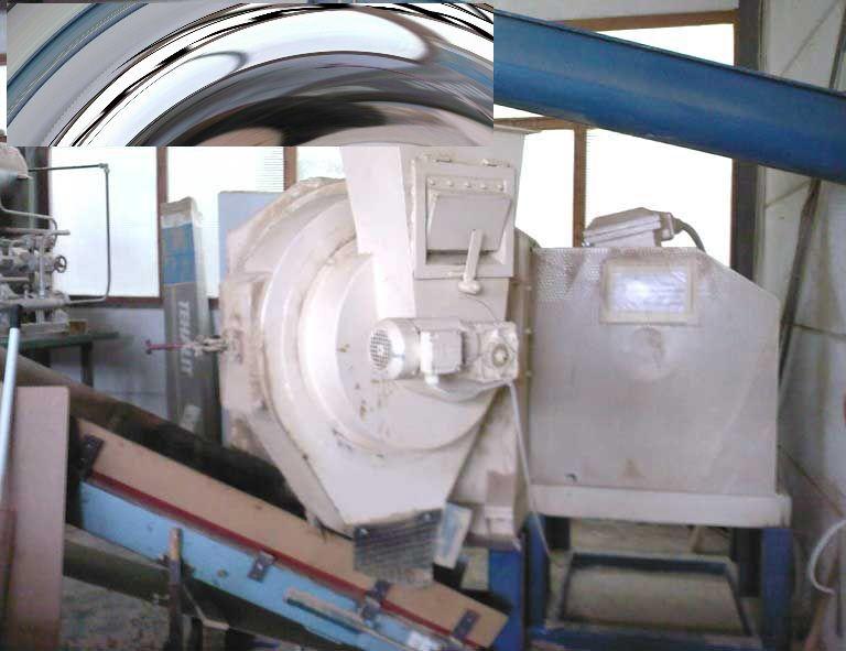 Linia do pelletyzacji trocin - do 1 500 kg/h