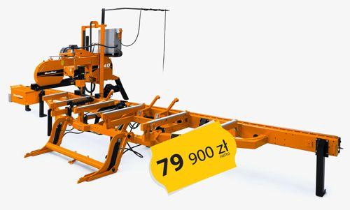 Maszyny - TRAK WOOD-MIZER