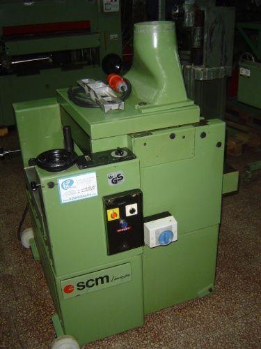 Grubościówka SCM S 50