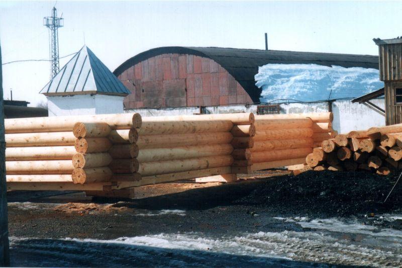 Konstrukcje domów z bali
