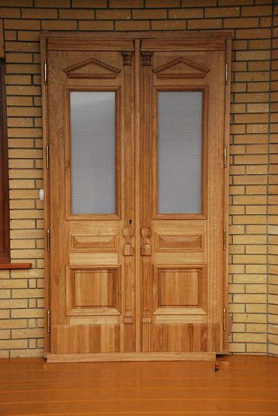 Producent drzwi dębowych