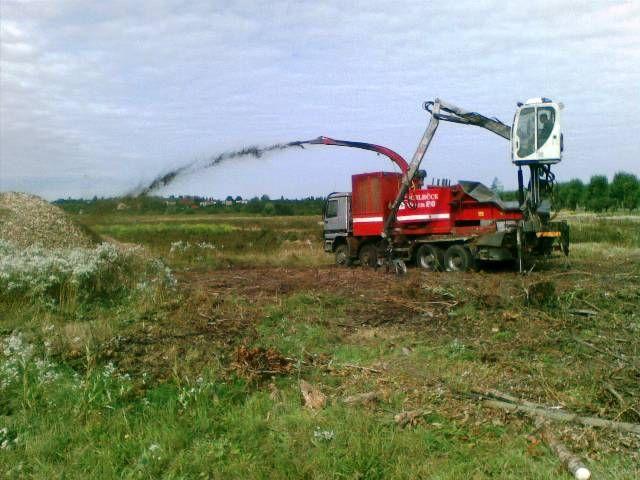 Profesjonalnie usuwam/zrębkuję zbędne gałęzie, pniaki etc. - skupuję biomasę odpadową