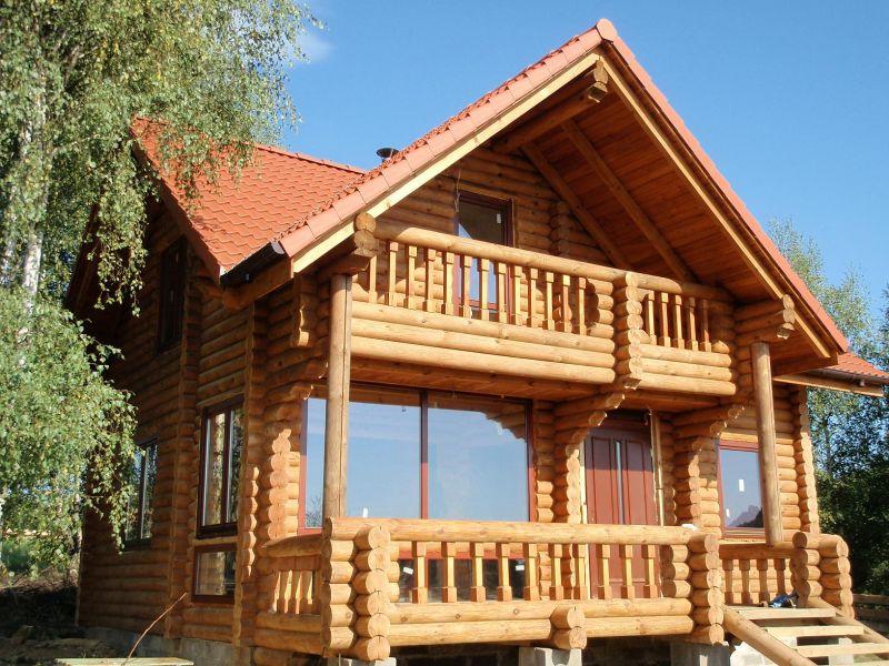 nowe domy drewniane**35 kmod Wrocławia**