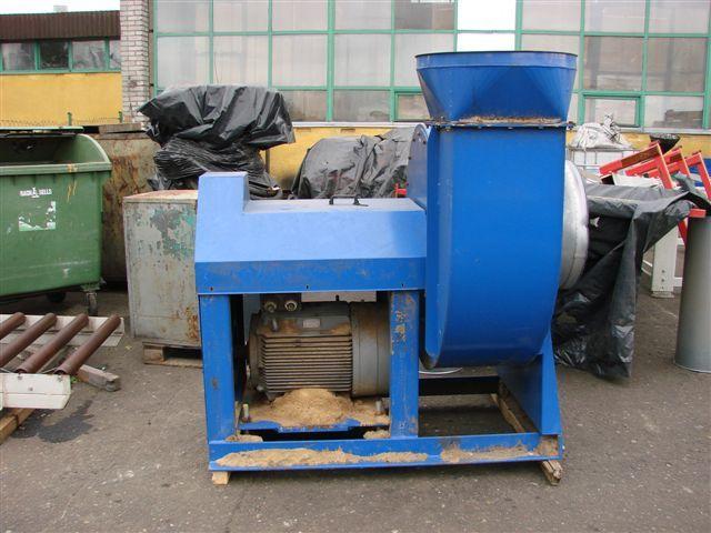 wenylator odpylający 45 kW