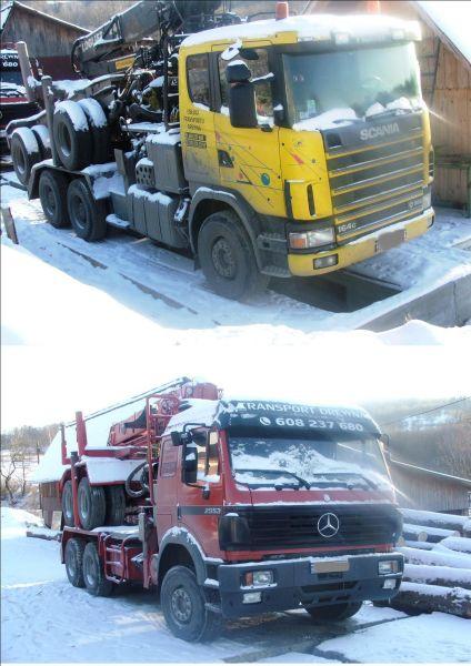 Transport drewna okazja!!!