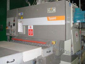 Szlifierka szerokotasmowa DMC 1350