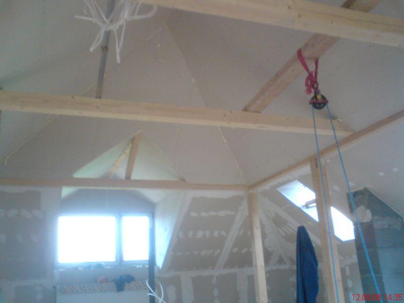 dachy, więźby -  remonty