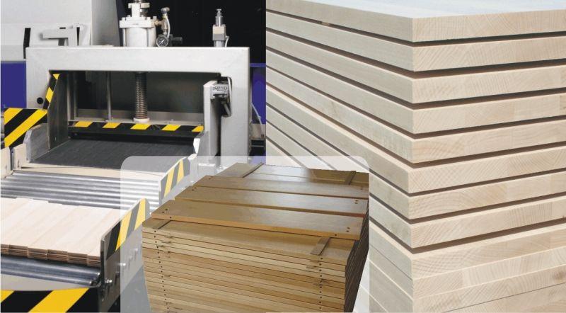 Producent płyty klejonej z drewna litego