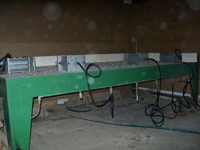Stół montażowy  EMMES typ EURO 1000 EV