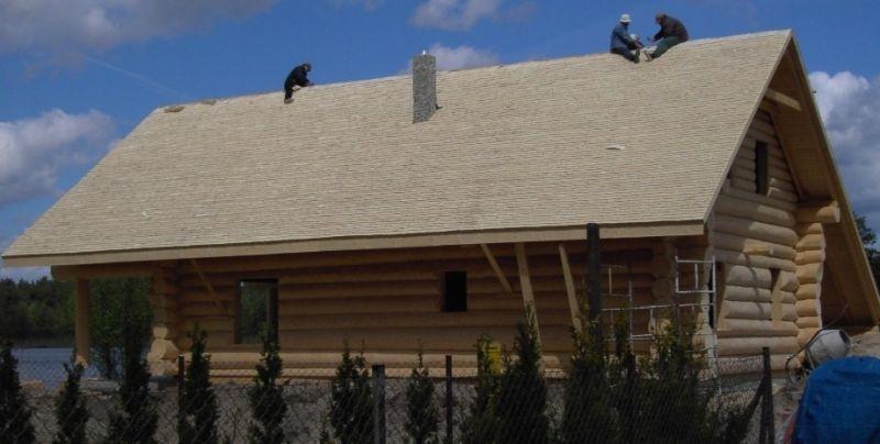 dachy z wióra