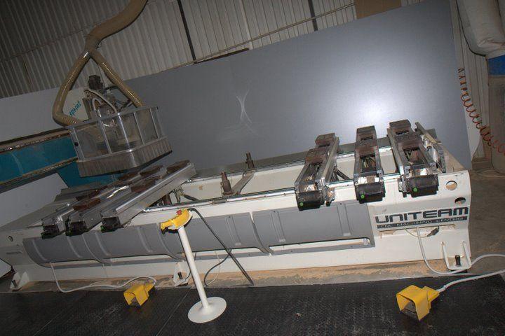 używana obrabiarka CNC ESSETEAM SPRINT