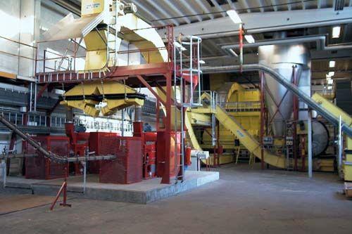 Brykieciarka suszarnia granulator turbiny wiatrowe