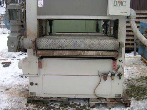 Szlifierka szerokotaśmowa DMC