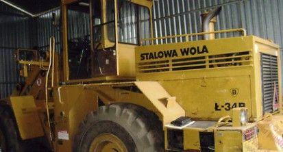 Ładowarka Stalowa Wola Ł-34