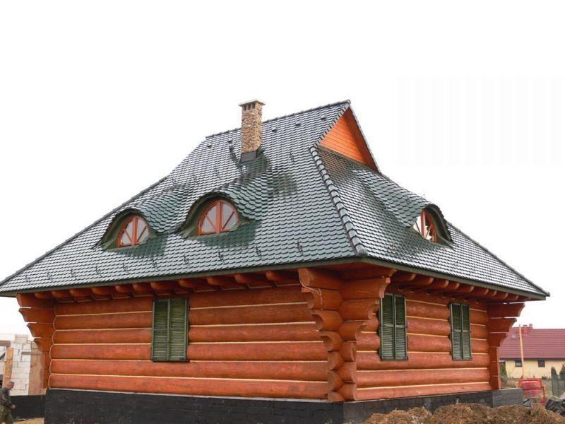 Budujemy domy z bali