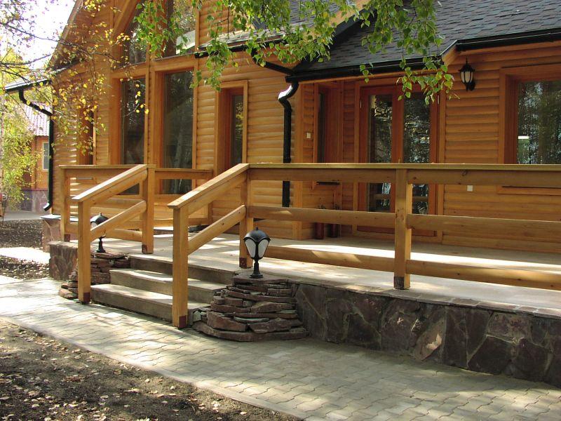 Ekologiczne całoroczne domy z drewna