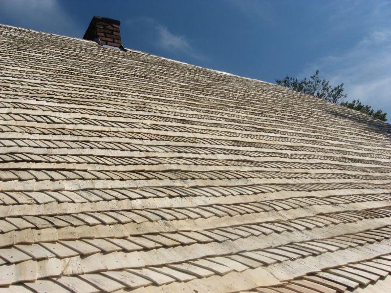 Dach z wióra Strużyna osikowa Dachy osikowe