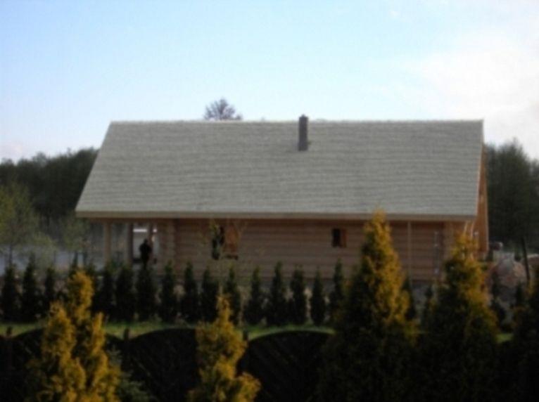 Domy z bali, Domy drewniane, Domy ekologiczne
