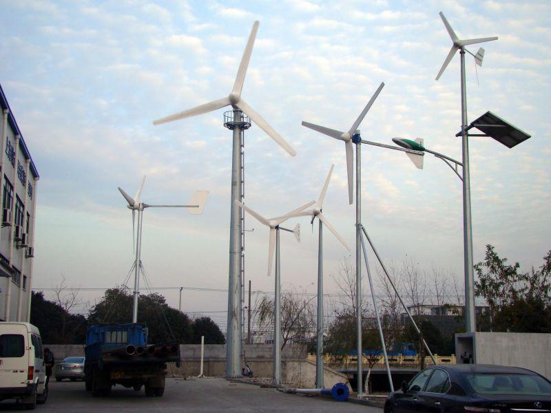 Brykieciarki, peleciarki, suszarnie, turbiny wiatrowe