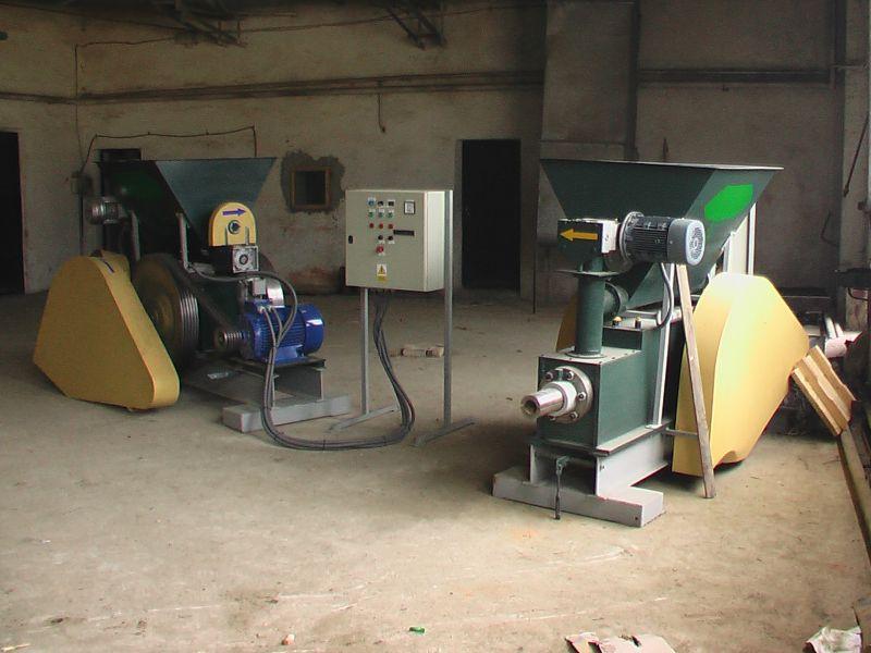 Brykieciarki do produkcji brykietu ze słomy