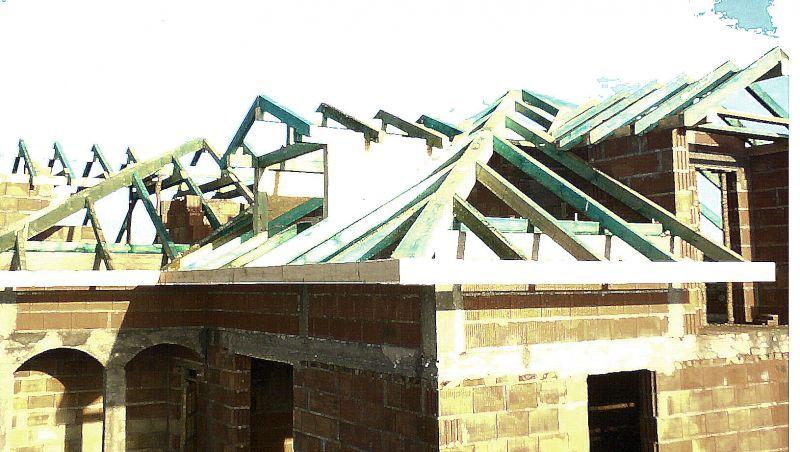 dachy wiezby dachowe