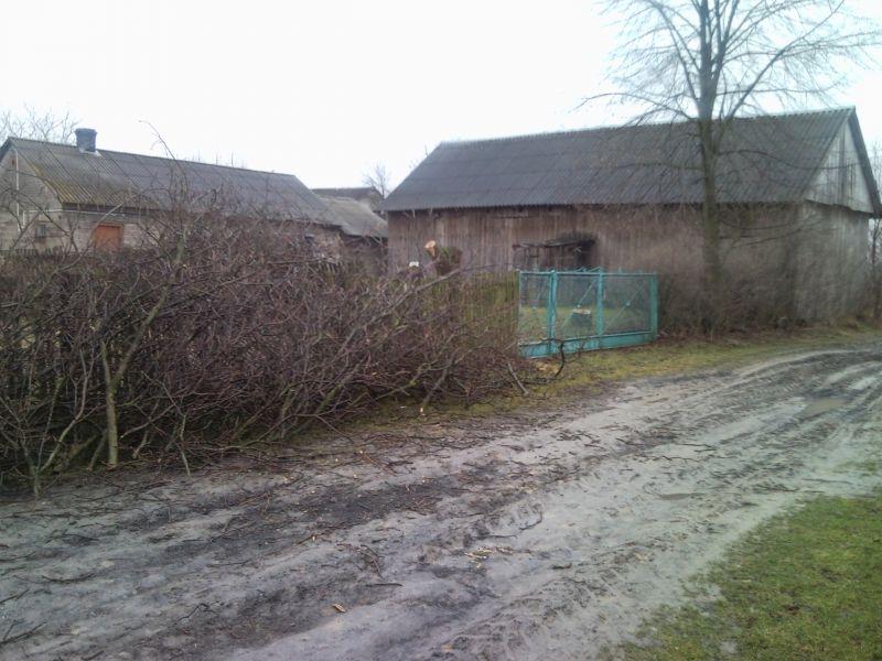 Sprzedam stodołę