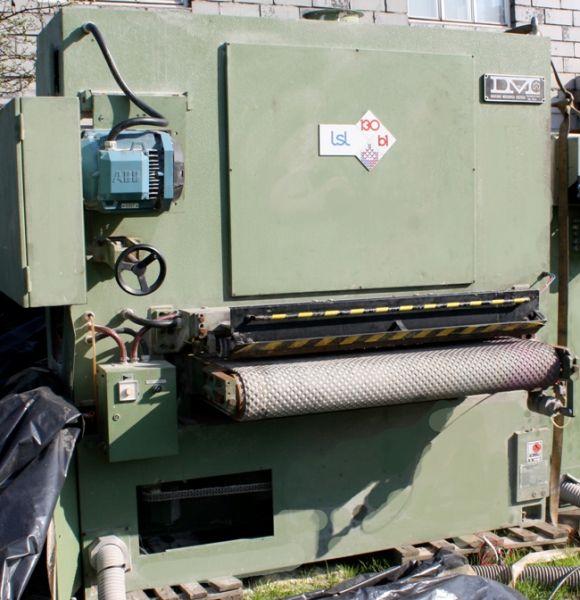 Szlifierka szerokotaśmowa DMC CASTELLI 1300